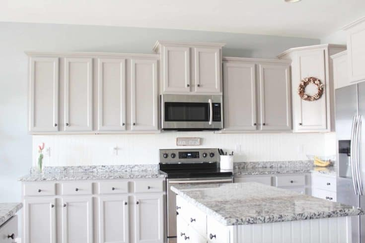How to Paint Laminate Cabinets without Primer