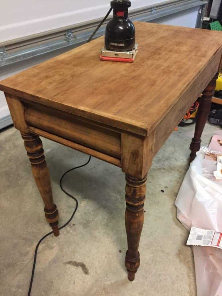 Stripping Furniture The Easy Way
