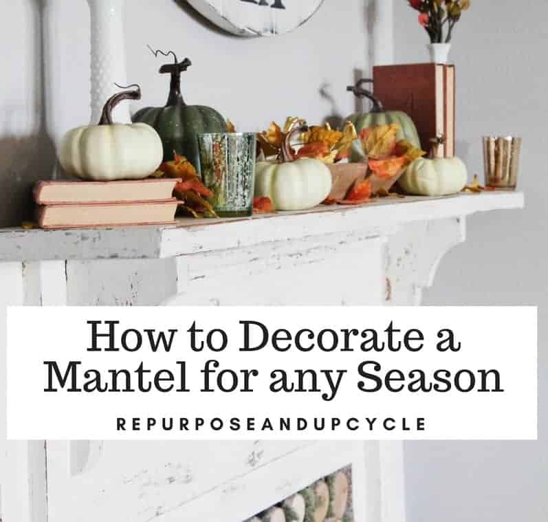 Tips on How to decorate a mantel for any season