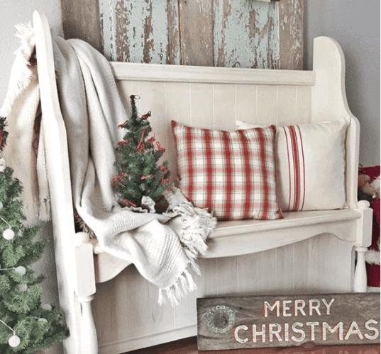 A Christmas Holiday Home Tour 2017