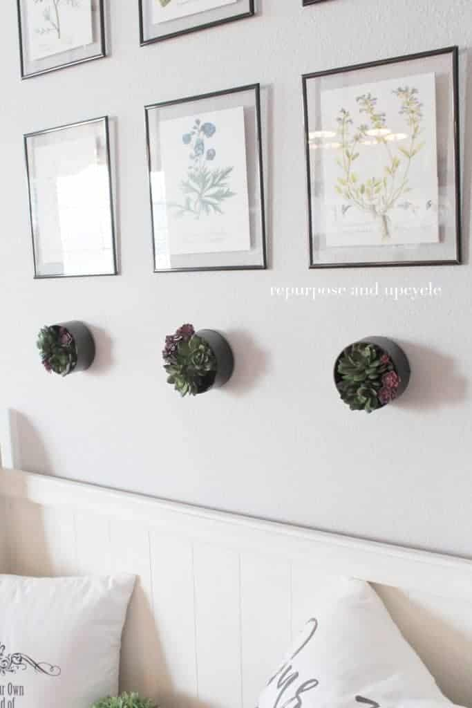 DIY Wall Planter For Indoor Decor