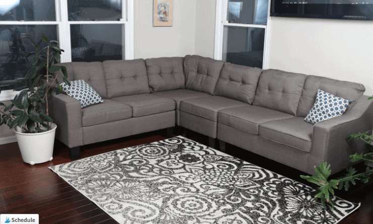 Tremendous Affordable Farmhouse Style Sofas And Sectionals For Under 1000 Alphanode Cool Chair Designs And Ideas Alphanodeonline