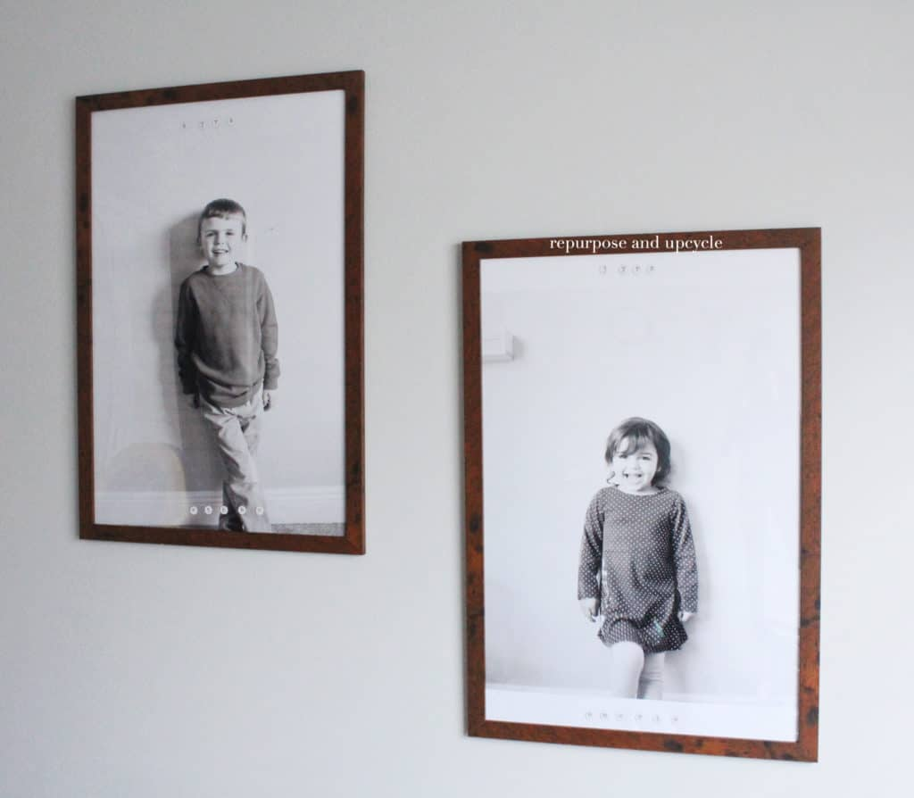 How to Make Oversized Pictures or Portraits on the Cheap