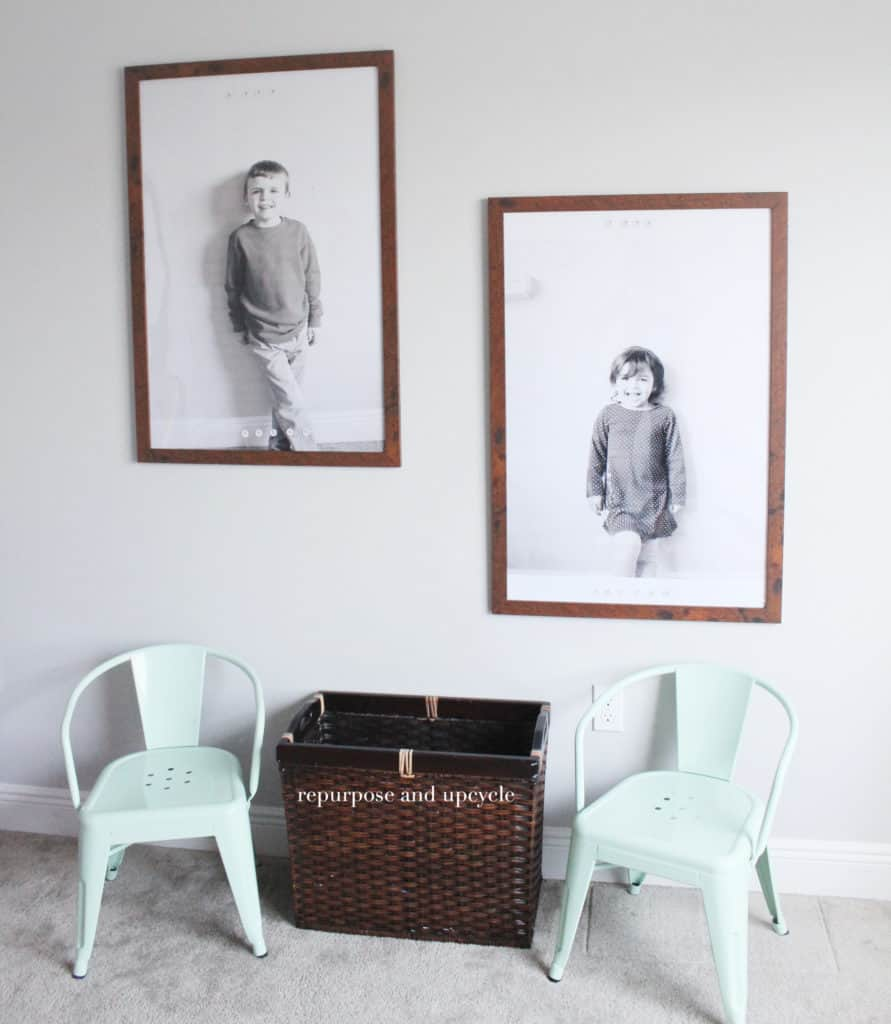 DIY portraits with engineered prints