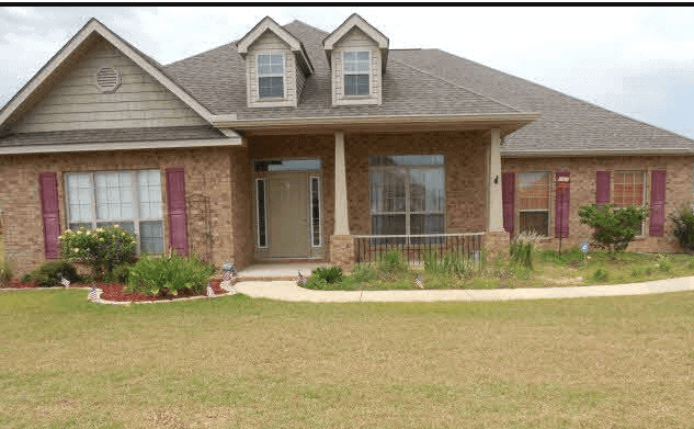 Basic Builder Grade Contemporary Home to Modern Farmhouse