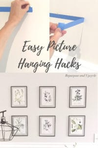 Easy Picture Hanging Hacks