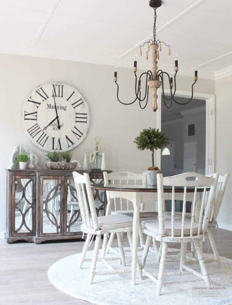 rustic beach cottage dining room rh repurposeandupcycle com beach cottage dining room tables beach cottage dining room sets