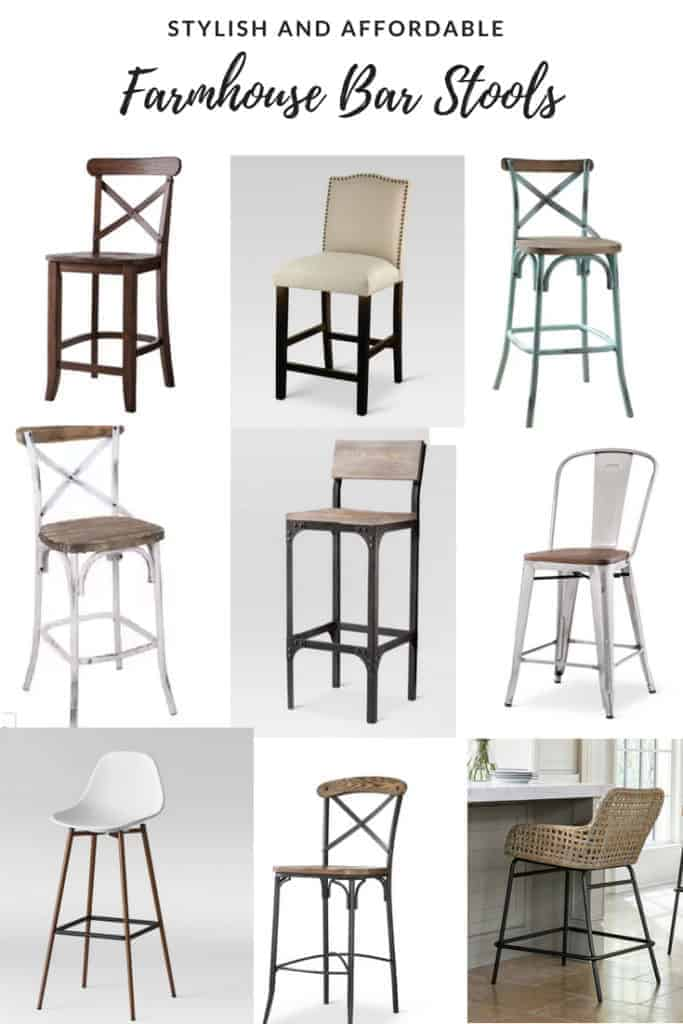 info for 9c7b7 879ab Budget Friendly Farmhouse Style Bar Stools with Backs