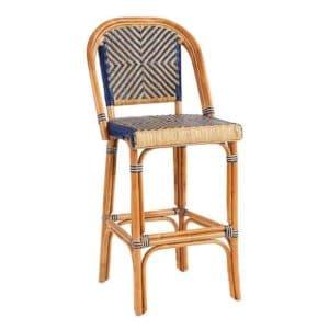 coastal farmhouse bar stool