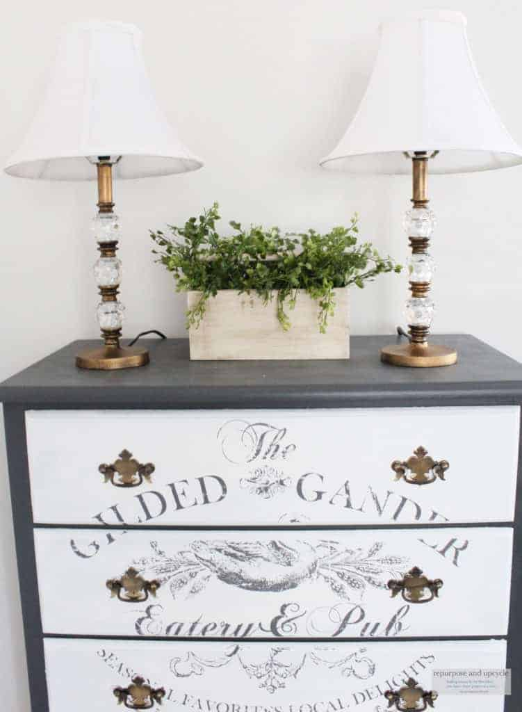 How to Add an Antique Gold finish with Rub N' Buff