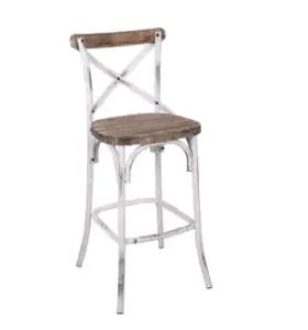 Farmhouse bar stool