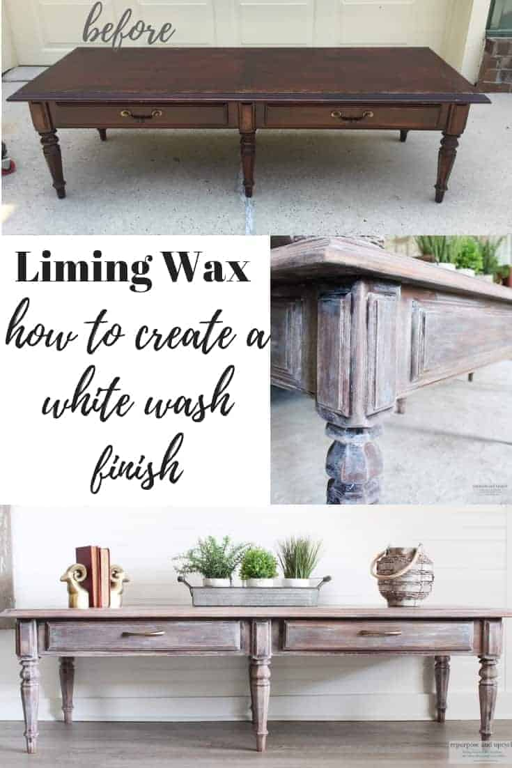 How to use Lime wax