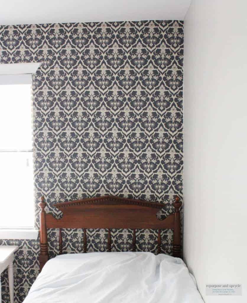 Vintage Chic girls bedroom makeover