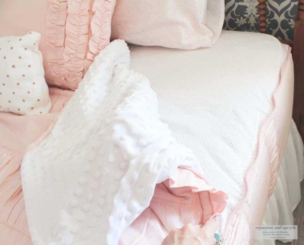 Zipper bedding