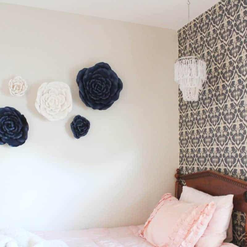 Vintage Chic Bedroom Makeover (Week 5 One Room Challenge)