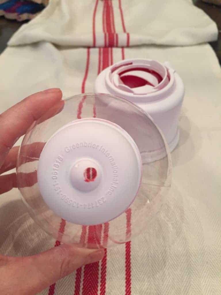 painting gum ball machine