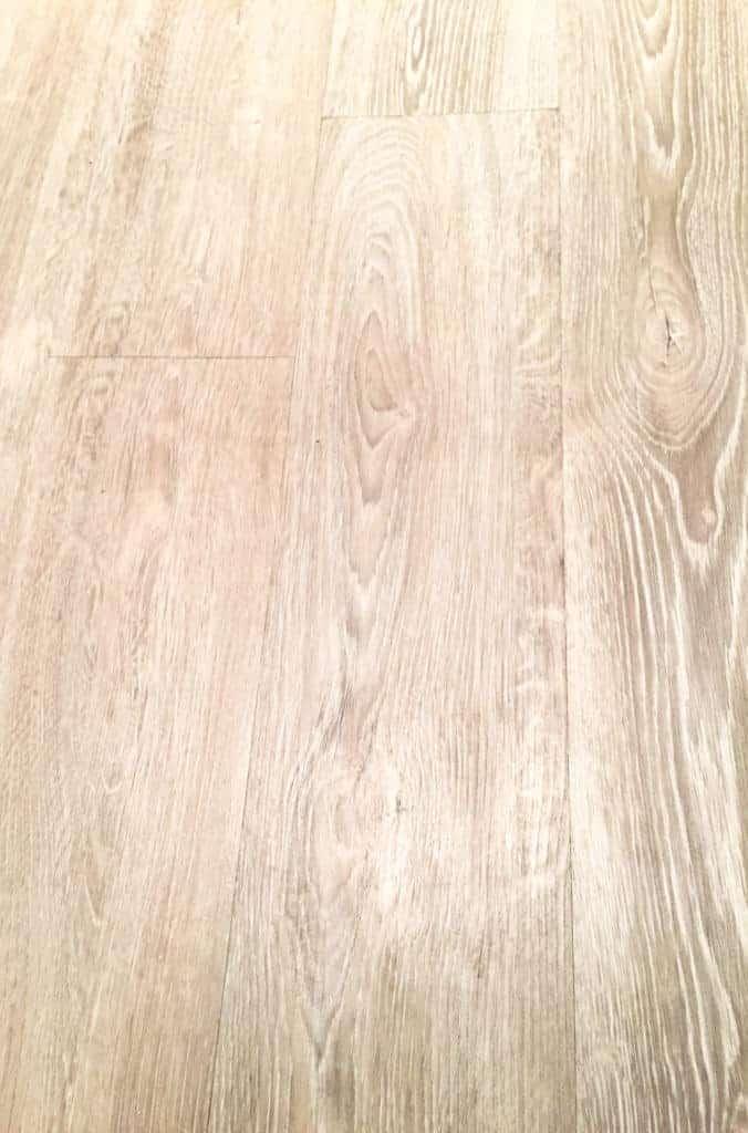 luxury vinyl tile cleaned
