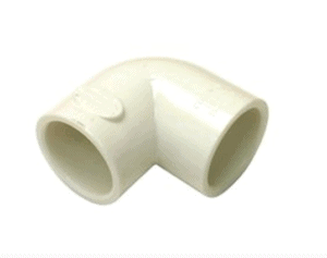 corner curtain rod connector