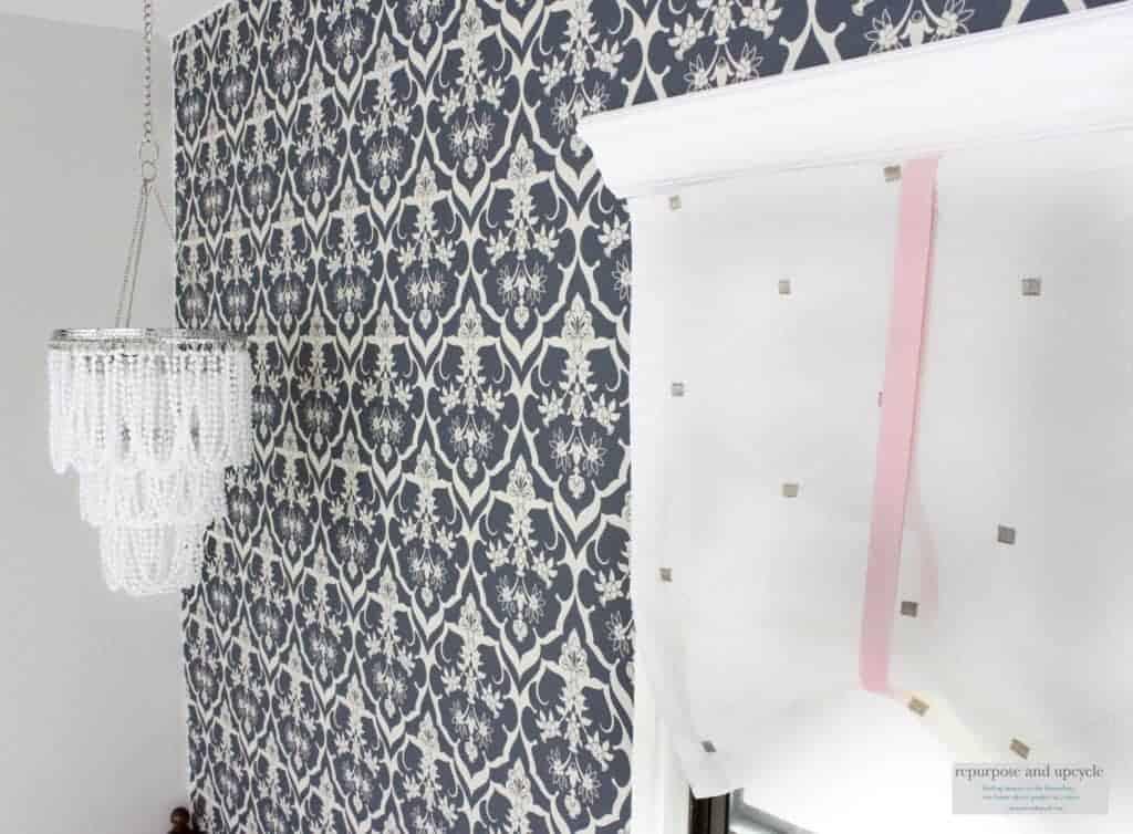 Vintage Chic Bedroom One Room Challenge