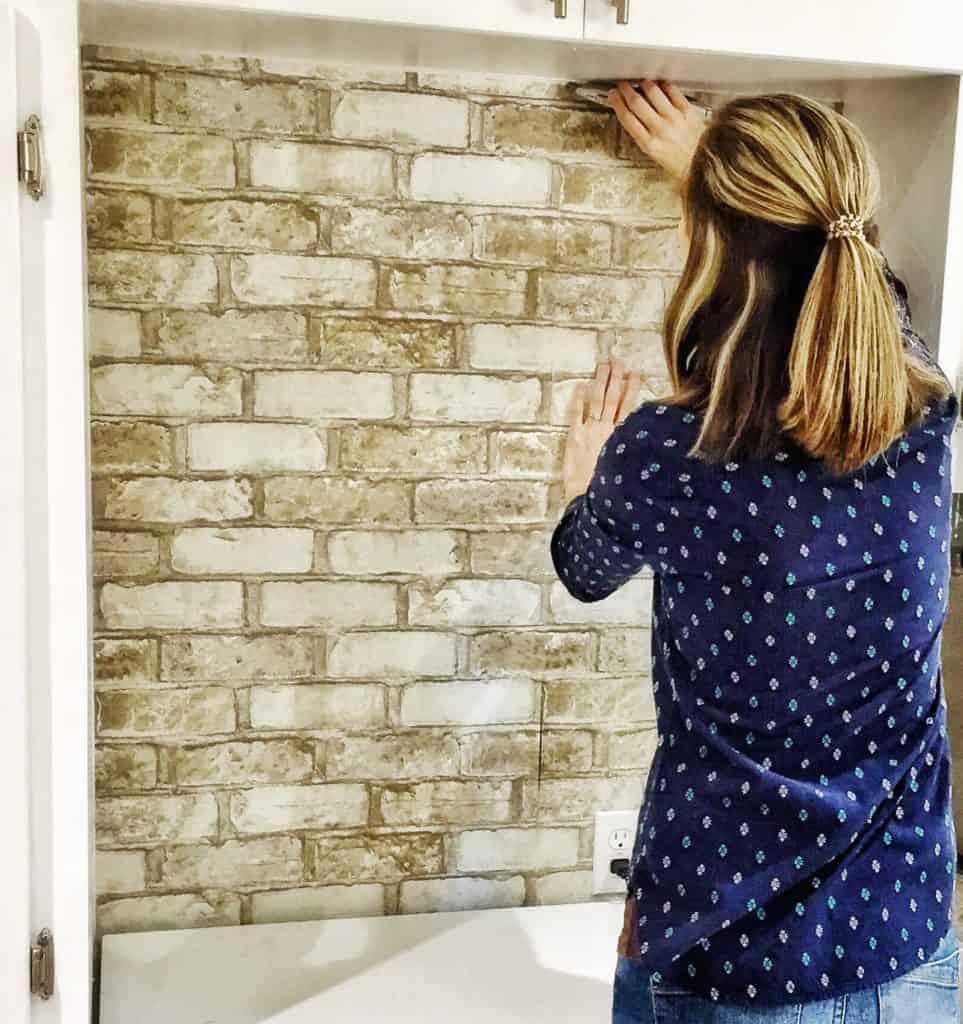 How To Apply Wallpaper Peel And Stick Vs Regular Wallpaper
