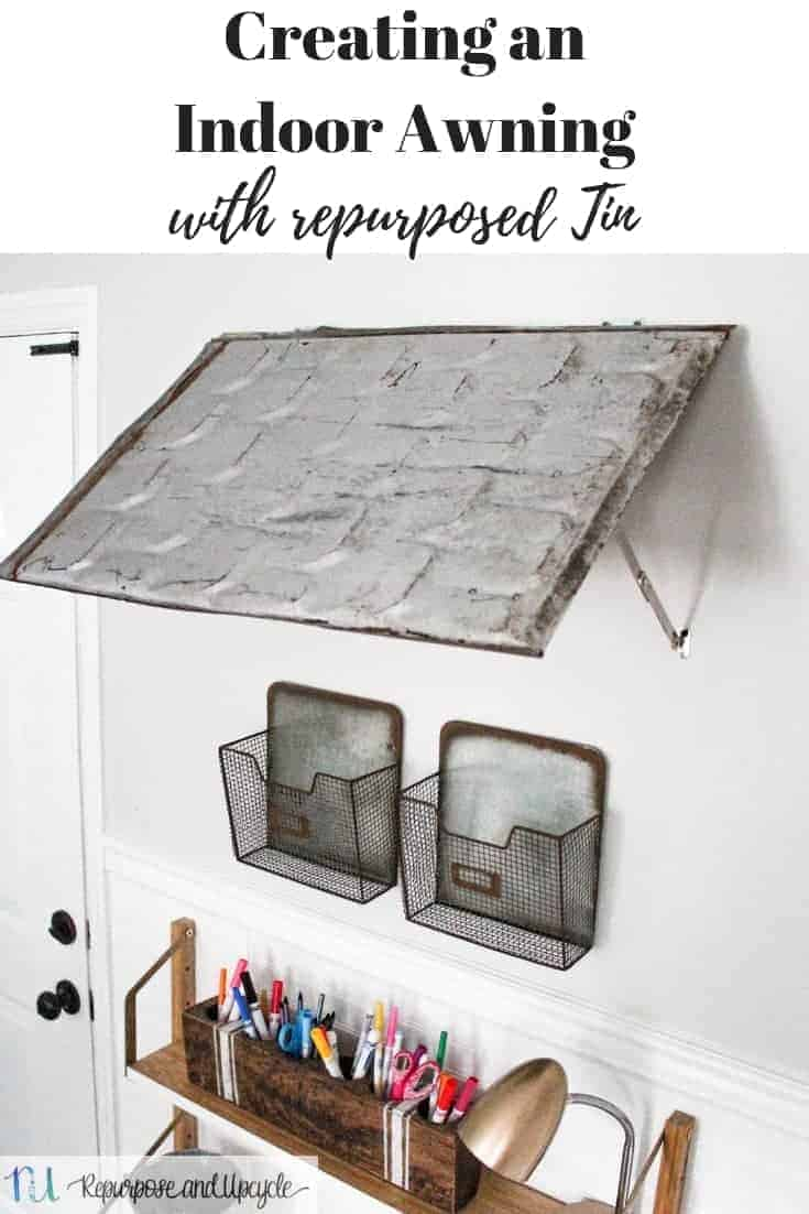 How to create an Indoor Awning