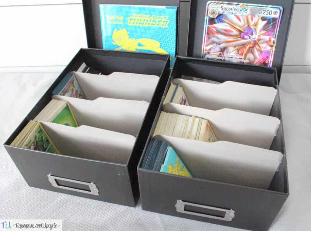 DIY Pokemon Storage Box