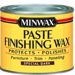 minwax dark wax