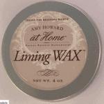 Amy Howard liming wax