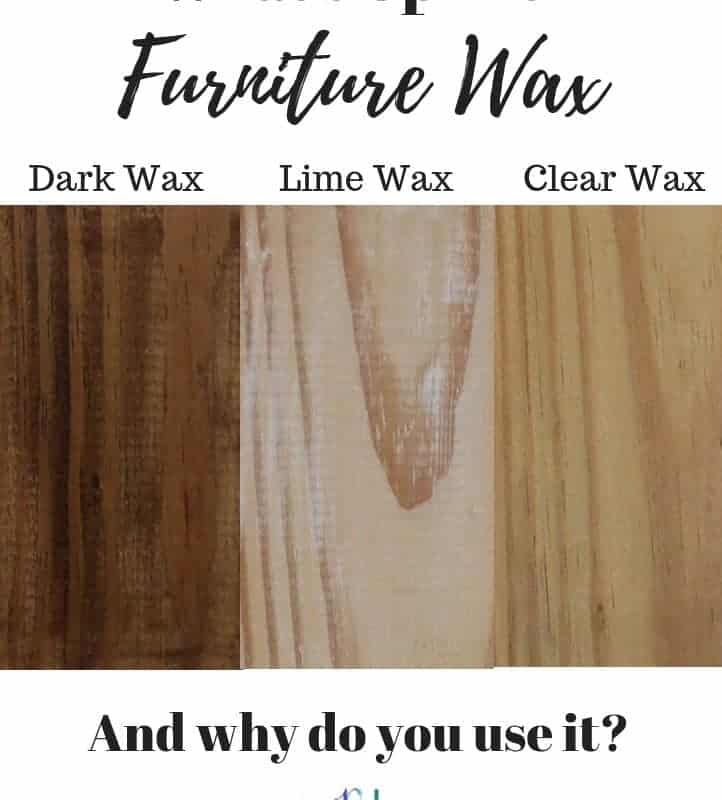 furniture wax and why do you use it