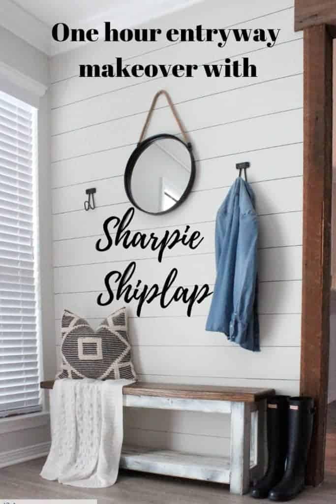 sharpie shiplap