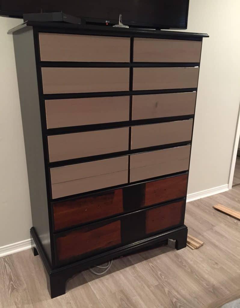 Restoration Hardware Dresser Knockoff