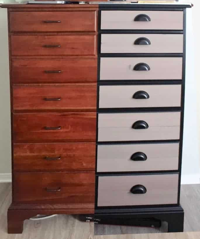 Restoration Hardware Dresser Knockoff