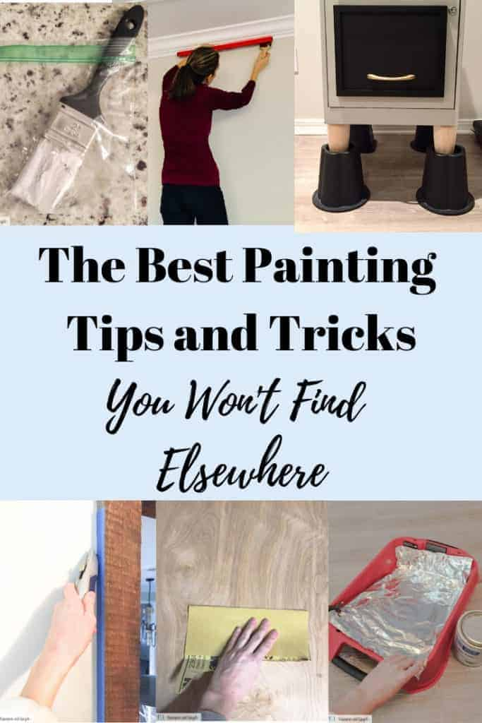 The Best painting tips and tricks you won't find elsewhere