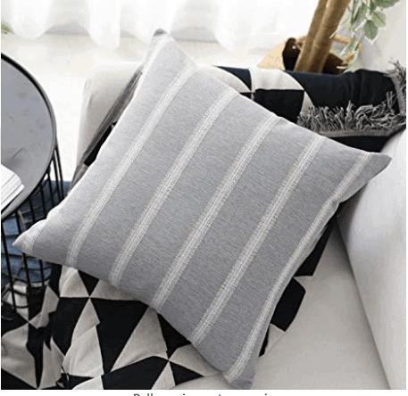 modern farmhouse pillows for under ten dollars