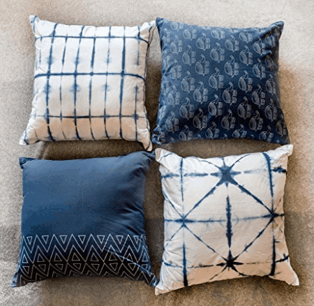 My guide to buying affordable modern farmhouse and boho style pillows