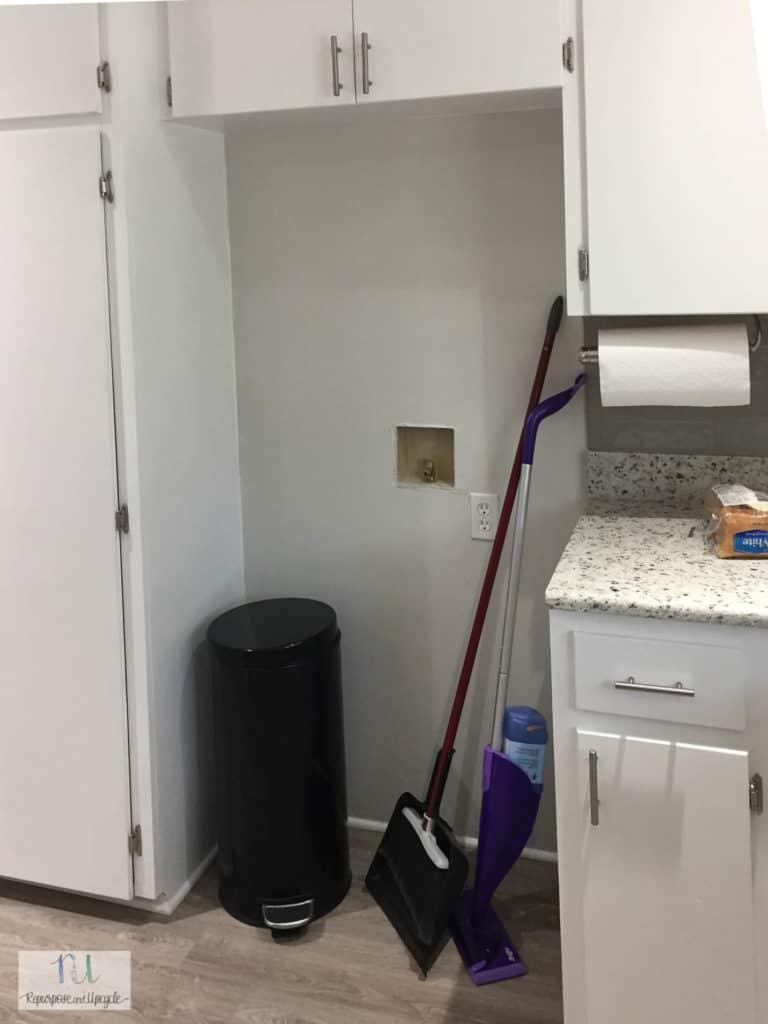 kitchen cubby