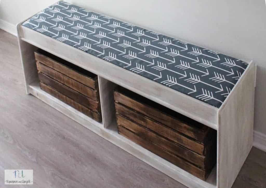 Prime No Sew Bench Seat Or Box Seat Cushion Machost Co Dining Chair Design Ideas Machostcouk