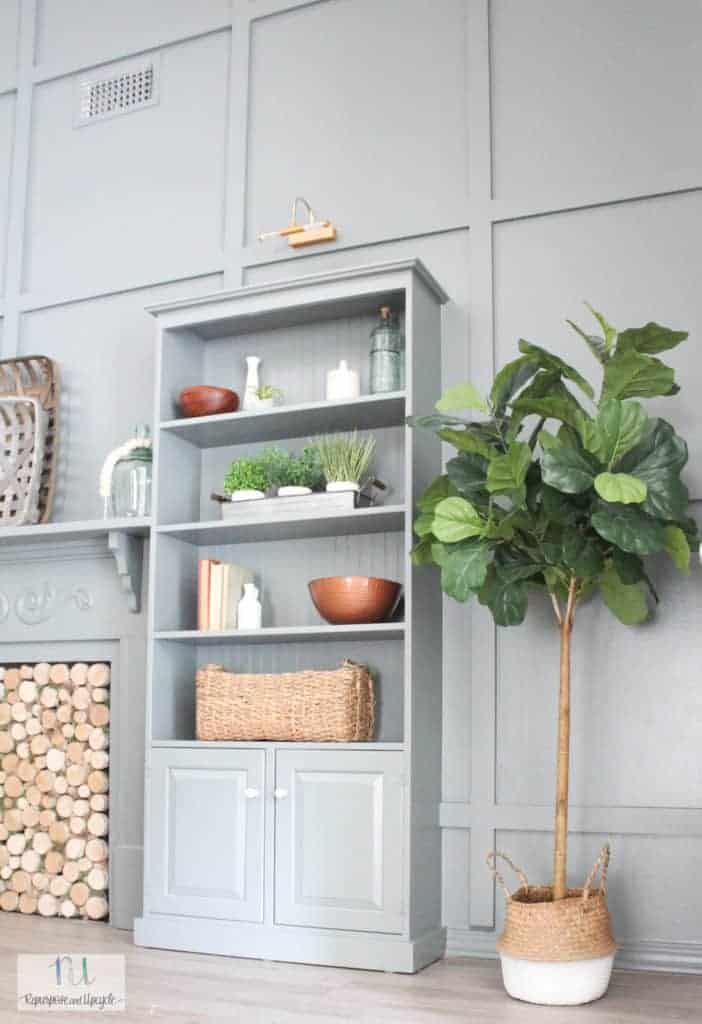 styled shelf tips
