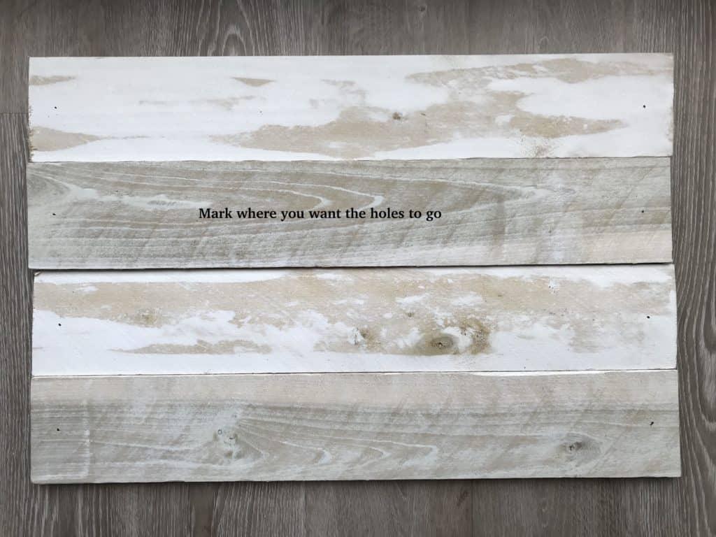 wood for shelves