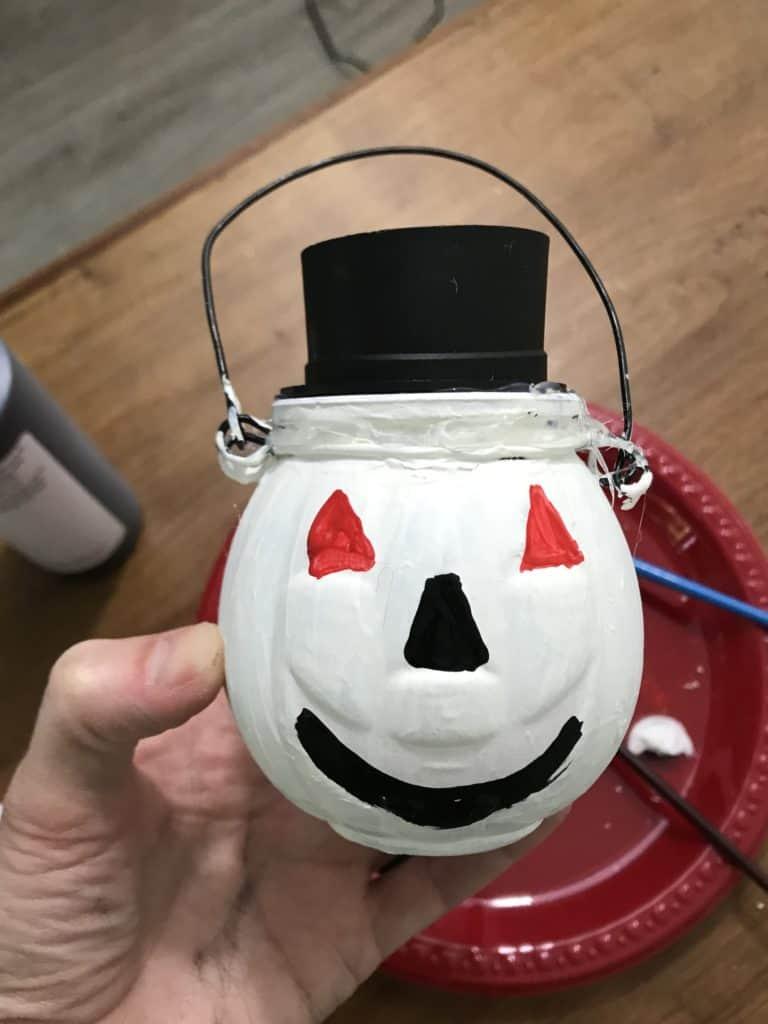 Solar Powered DIY Christmas Ornament
