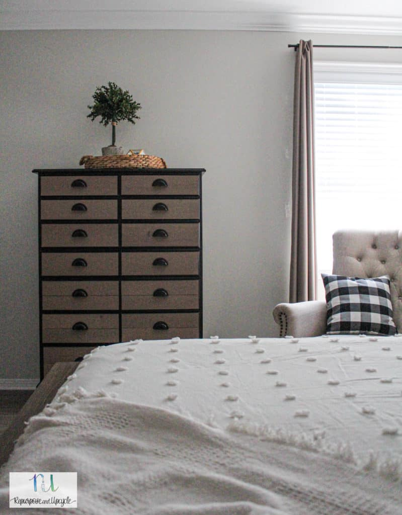 Cottage Style Master Bedroom Makeover