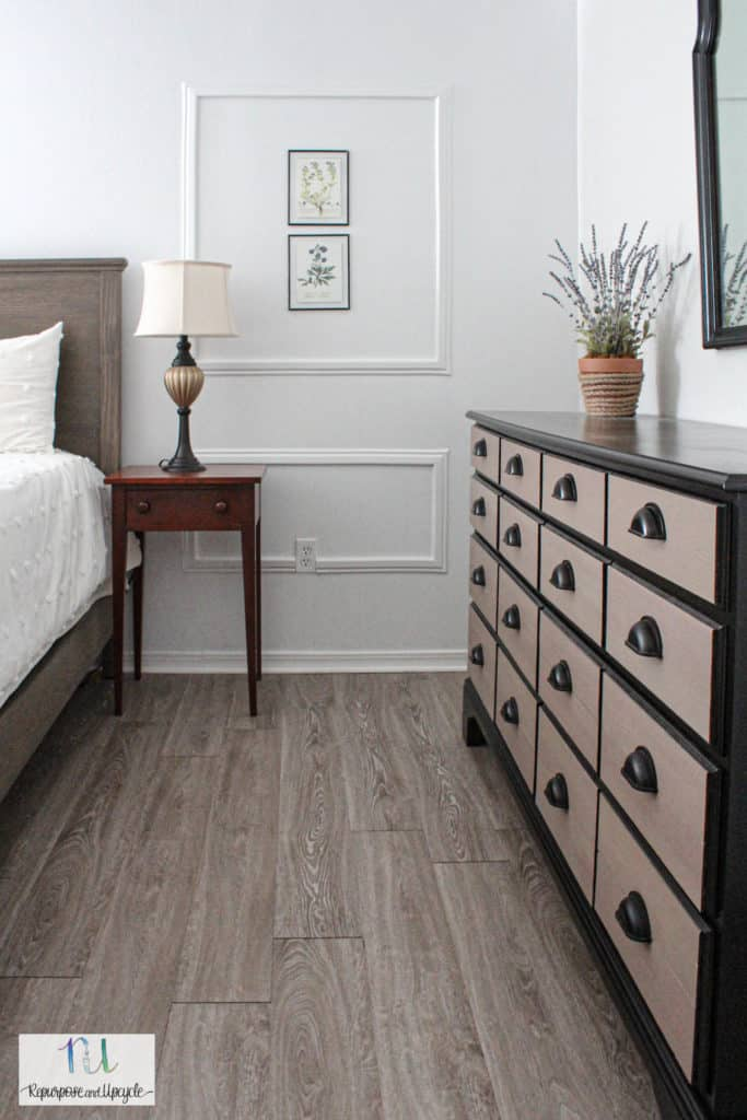 cottage style master bedroom makeover