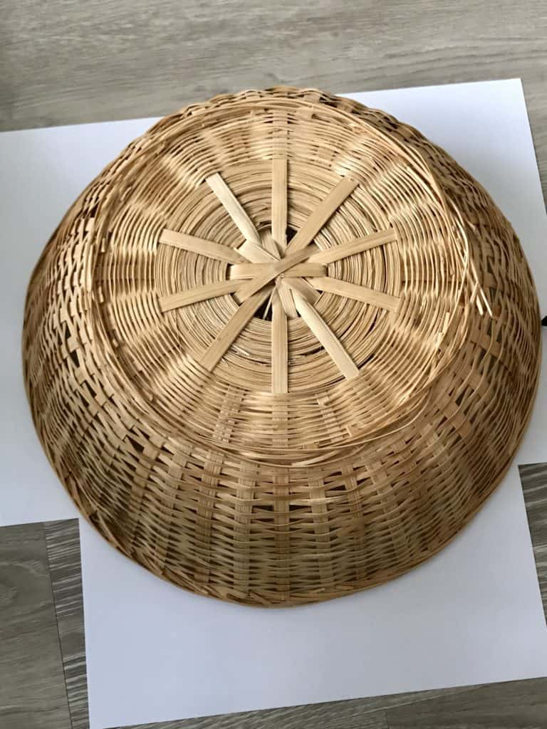 creating basket stencils