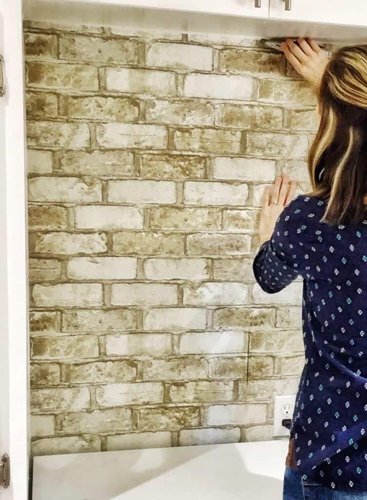 applying regular wallpaper