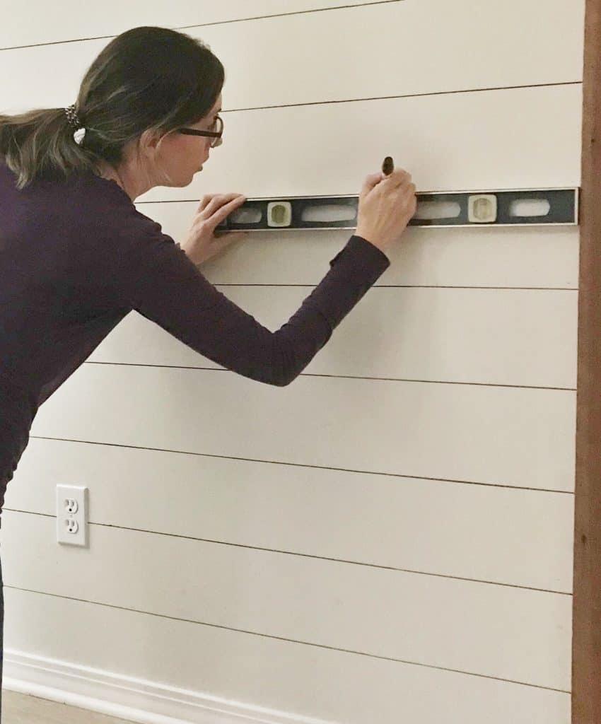 how to create sharpie shiplap