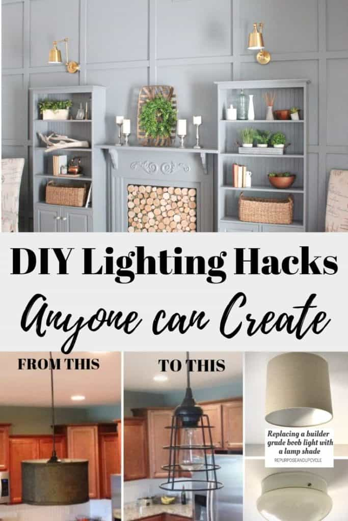DIY Lighting Ideas and Updates Anyone Can Create for the Home