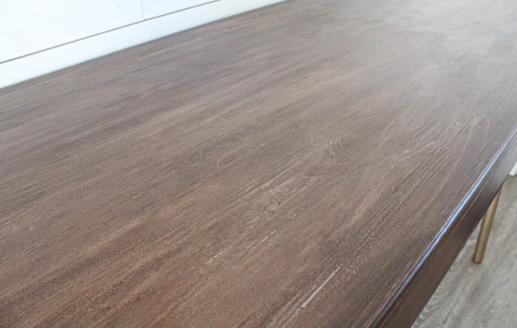 How to use Retique It Liquid Wood