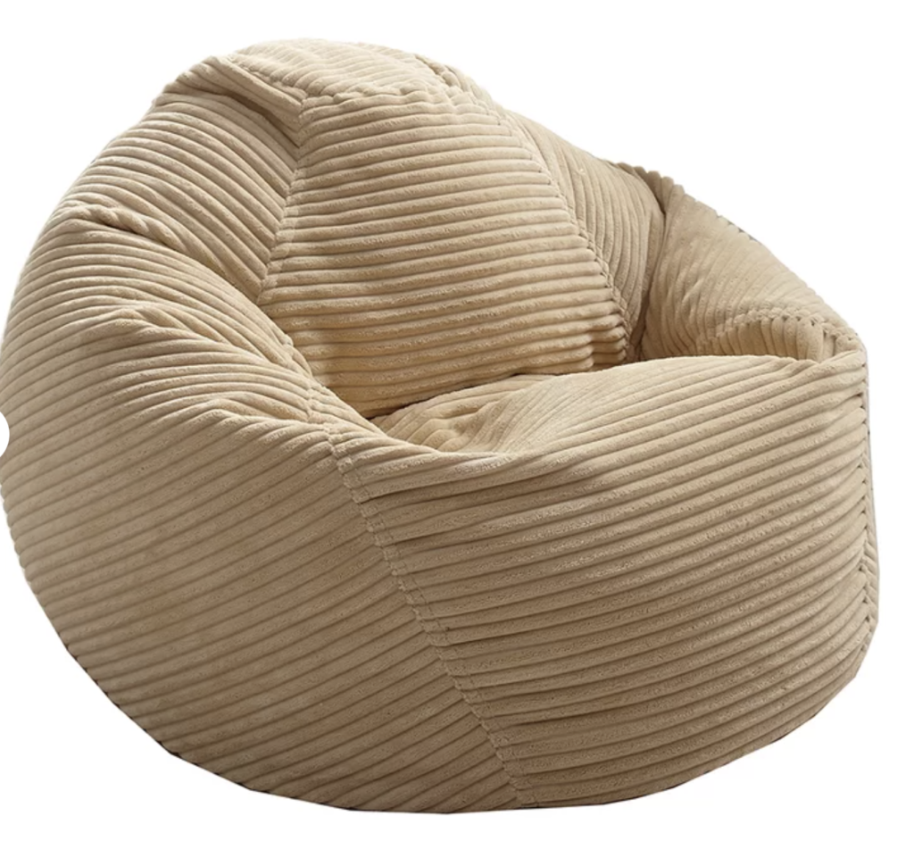 small bean bag lounger
