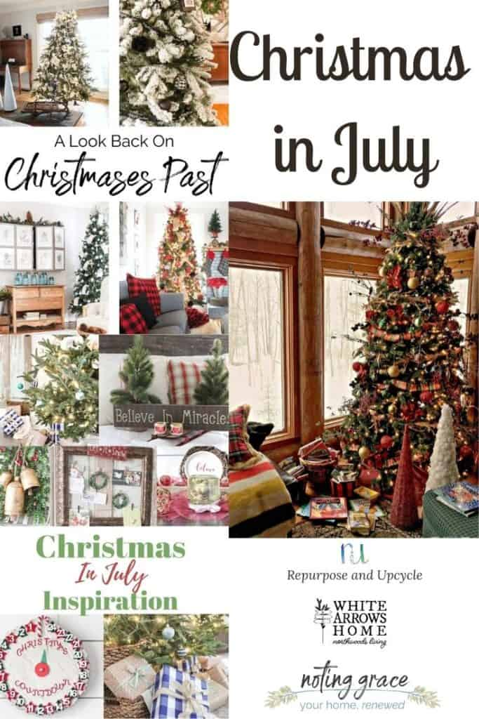 Christmas in July Inspiration