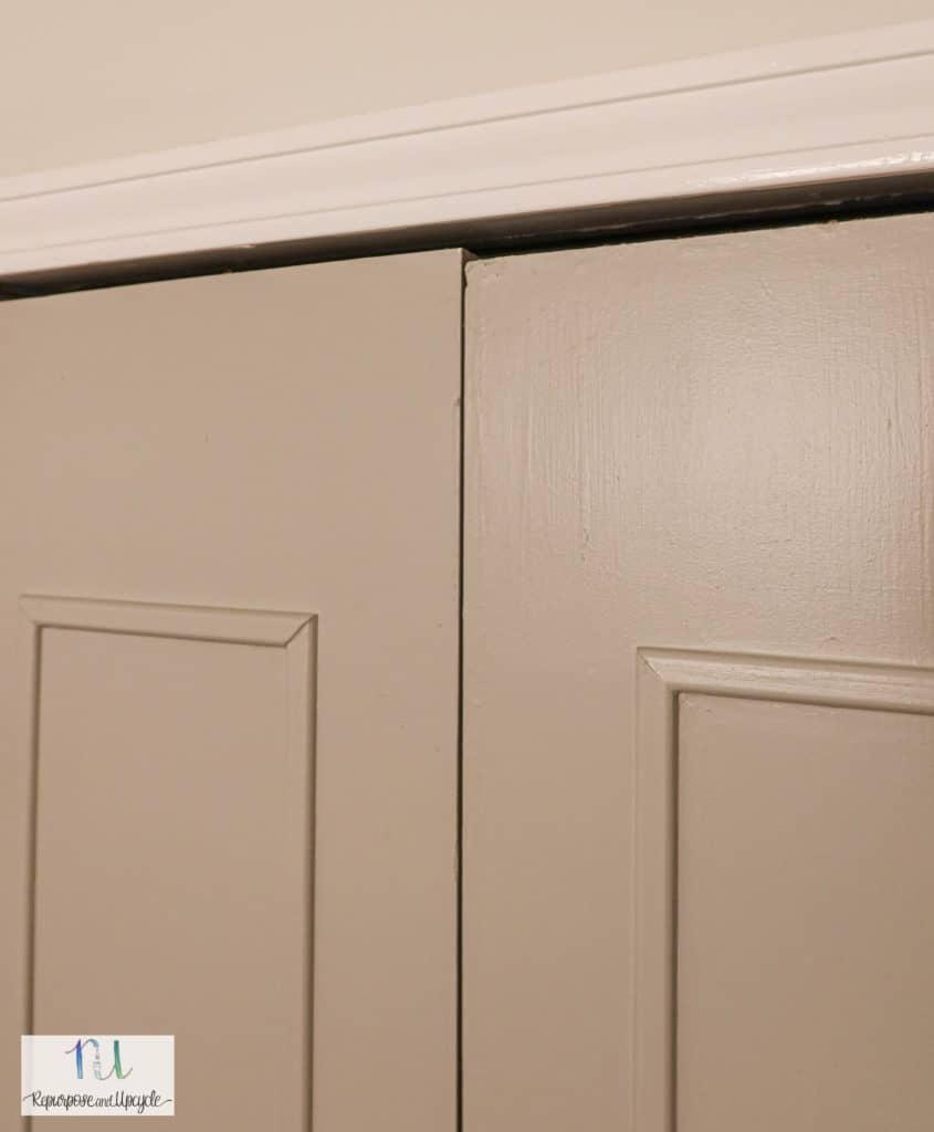 bifold doors off track